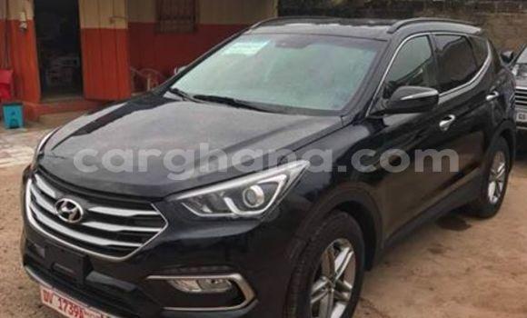 Buy Used Hyundai Santa Fe Black Car in Accra in Greater Accra