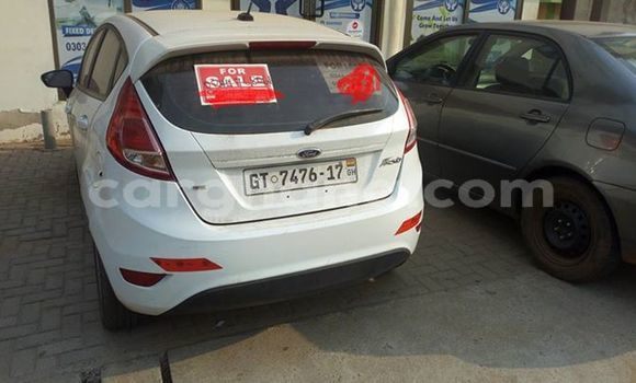Buy Used Ford Fiesta White Car in Tema in Greater Accra