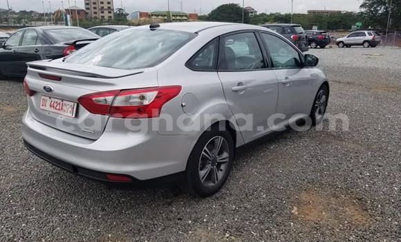 Buy Used Ford Focus Silver Car in Accra in Greater Accra
