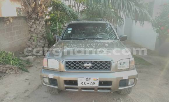 Buy Used Nissan Pathfinder Silver Car in Accra in Greater Accra