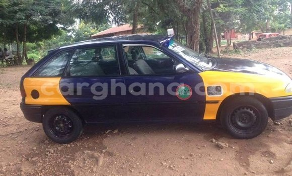 Buy Used Opel Astra Blue Car in Accra in Greater Accra
