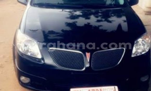 Buy Used Pontiac Vibe Black Car in Accra in Greater Accra