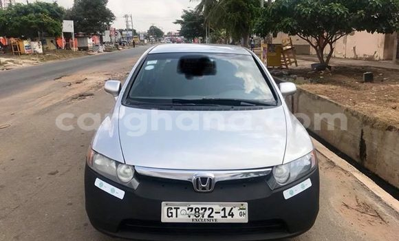 Buy Used Honda Civic Silver Car in Tema in Greater Accra