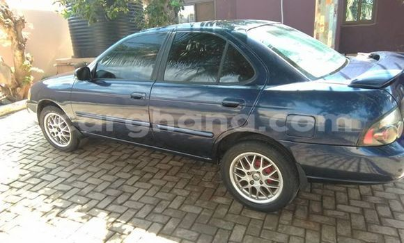 Buy Used Nissan Sentra Blue Car in Accra in Greater Accra