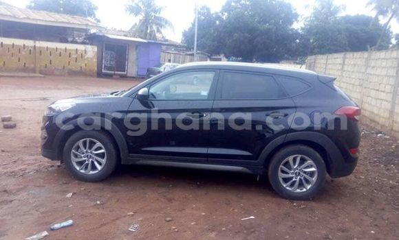 Buy Used Hyundai Tucson Black Car in Accra in Greater Accra
