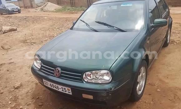 Buy Used Volkswagen Golf Green Car in Accra in Greater Accra