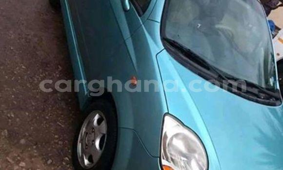 Buy Used Daewoo Matiz Green Car in Wenchi in Brong-Ahafo