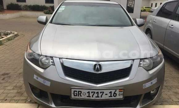Buy Used Acura TL Silver Car in Accra in Greater Accra