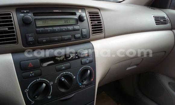 Buy Used Toyota Corolla Red Car in Sefwi–Wiawso in Western