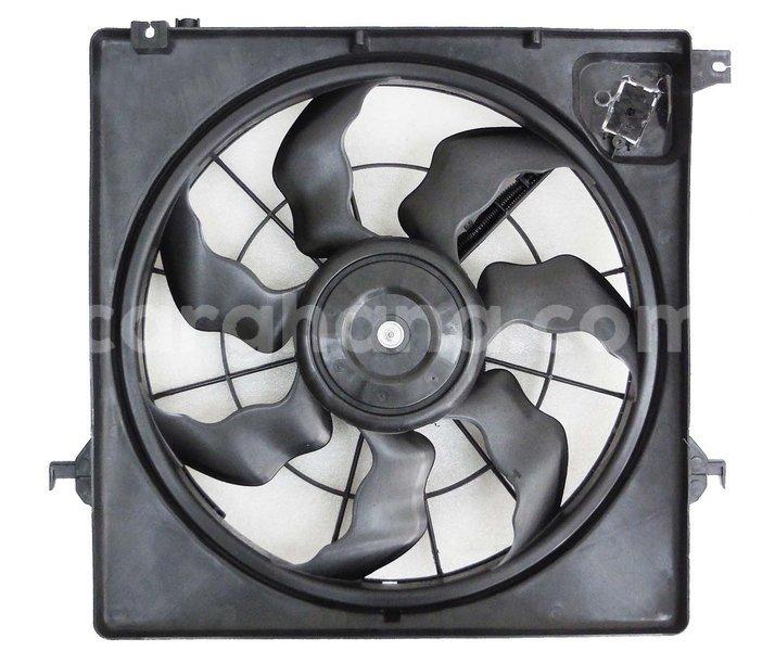 Big with watermark 2015 hyundai santa fe engine cooling fan assembly