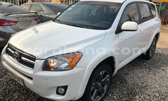 Buy Used Toyota RAV4 White Car in Accra in Greater Accra