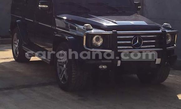 Buy Used Mercedes Benz GL–Class Black Car in Accra in Greater Accra