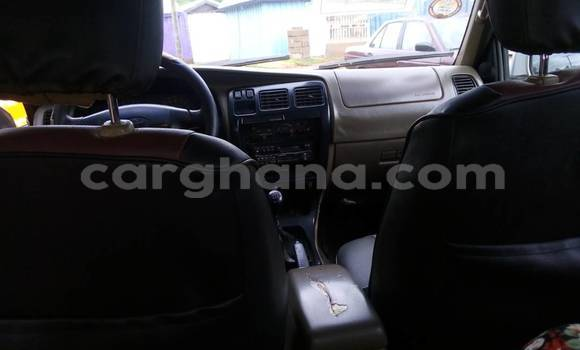 Buy Used Toyota 4Runner Silver Car in Accra in Greater Accra