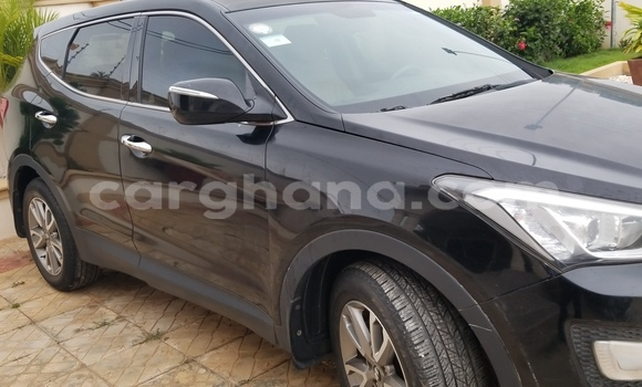 Buy Used Hyundai Santa Fe Black Car in Accra in Greater Accra