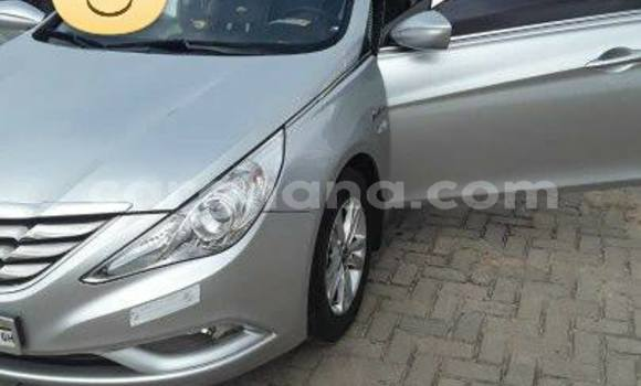 Buy Used Hyundai Sonata Silver Car in Tema in Greater Accra