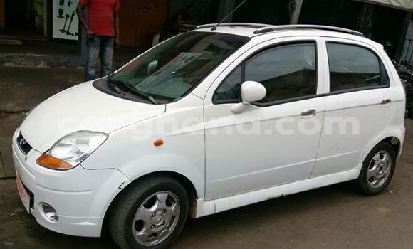 Buy Used Daewoo Matiz White Car in Koforidua in Eastern