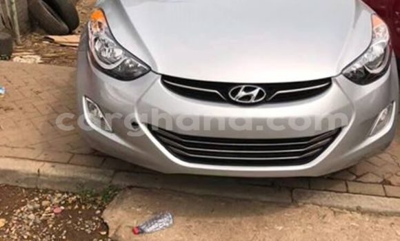 Buy Used Hyundai Elantra Silver Car in Accra in Greater Accra