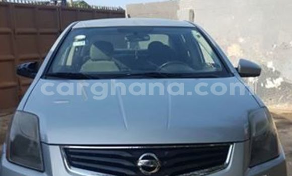Buy Used Nissan Sentra Silver Car in Accra in Greater Accra