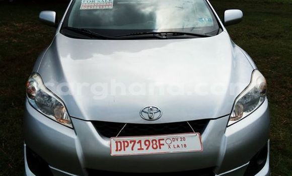 Buy Used Toyota Matrix Silver Car in Accra in Greater Accra