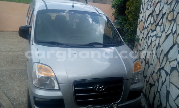 Buy New Hyundai H1 Silver Car in Koforidua in Eastern