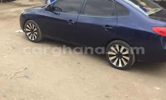 Buy Used Hyundai Elantra Blue Car in Accra in Greater Accra