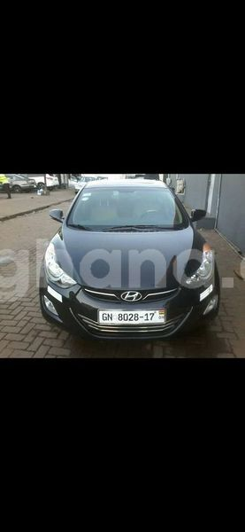 Big with watermark hyundai elantra greater accra accra 10190
