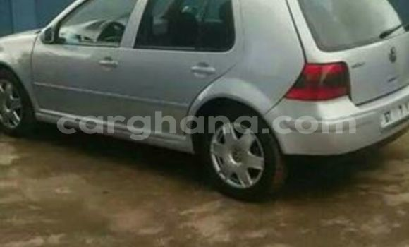 Buy Used Volkswagen Golf Silver Car in Accra in Greater Accra