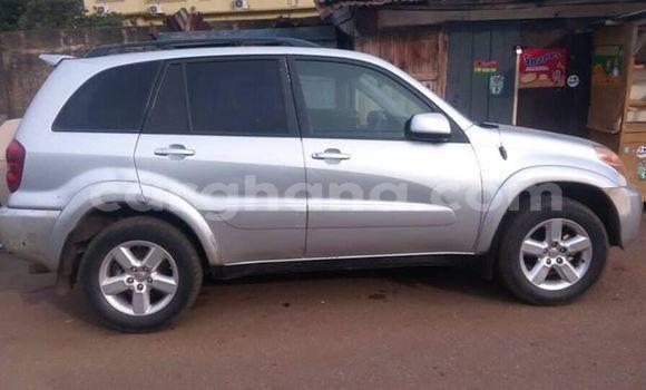 Buy Used Toyota RAV4 Silver Car in Accra in Greater Accra