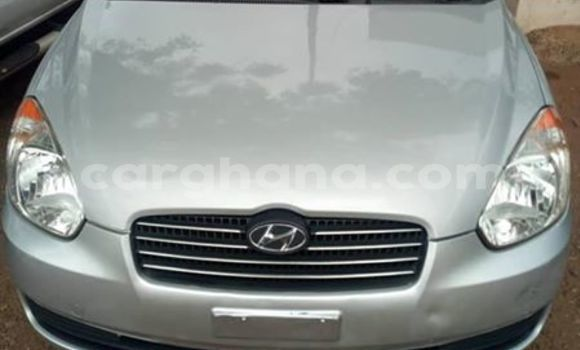 Buy Used Hyundai Accent Silver Car in Accra in Greater Accra