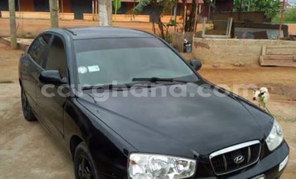 Buy Used Hyundai Accent Black Car in Takoradi in Western