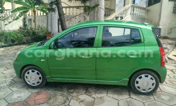 Buy Used Kia Picanto Green Car in Accra in Greater Accra