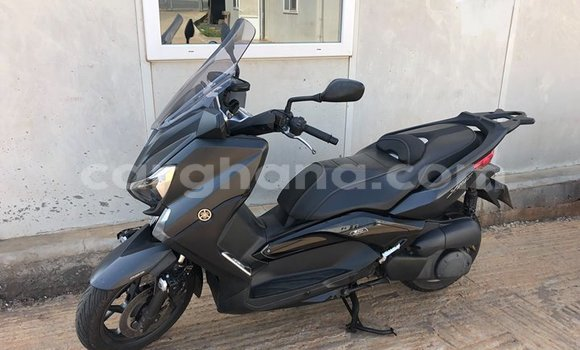 Buy Used Yamaha Max Black Bike in Accra in Greater Accra
