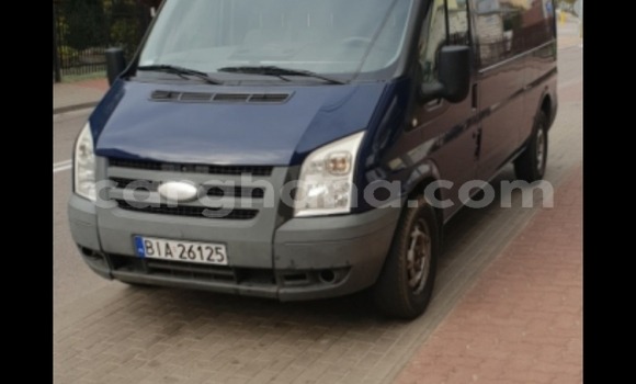 Buy Used Ford E 150 Cargo Van Blue Truck in Accra in Greater Accra