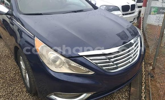 Buy Used Hyundai Sonata Blue Car in Winneba in Central