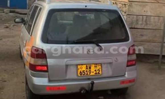 Buy Used Mazda Demio Silver Car in Accra in Greater Accra