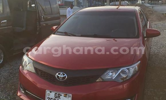 Buy Used Toyota Camry Red Car in Koforidua in Eastern