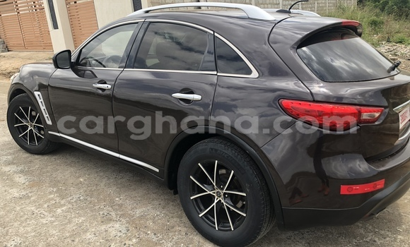 Buy Used Infiniti FX–Series Beige Car in Accra in Greater Accra
