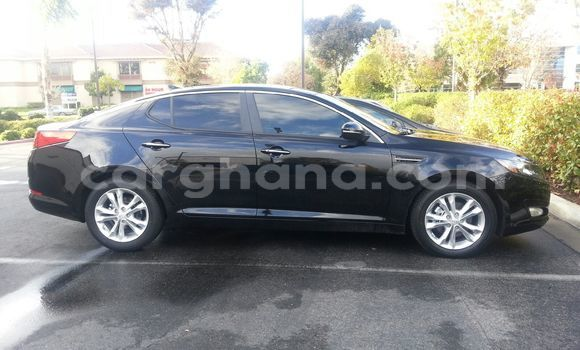 Buy Used Kia Optima Black Car in Accra in Greater Accra