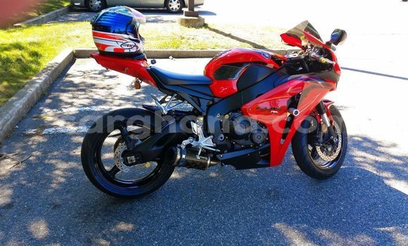 Buy Used Honda CBR 1000 RR Red Bike in Accra in Greater Accra