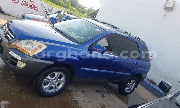 Buy Used Kia Sportage Blue Car in Accra in Greater Accra