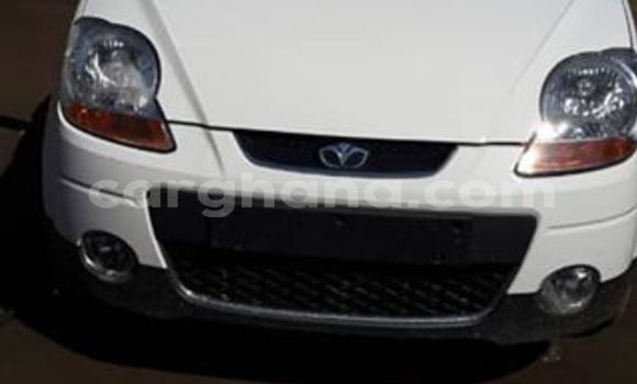 Buy Used Daewoo Matiz White Car in Accra in Greater Accra