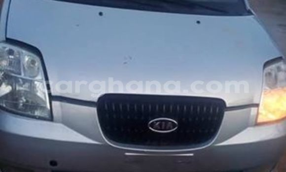 Buy Used Kia Picanto Silver Car in Accra in Greater Accra