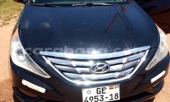 Buy Used Hyundai Sonata Black Car in Tamale in Northern
