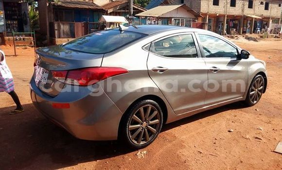 Buy Used Hyundai Elantra Brown Car in Accra in Greater Accra