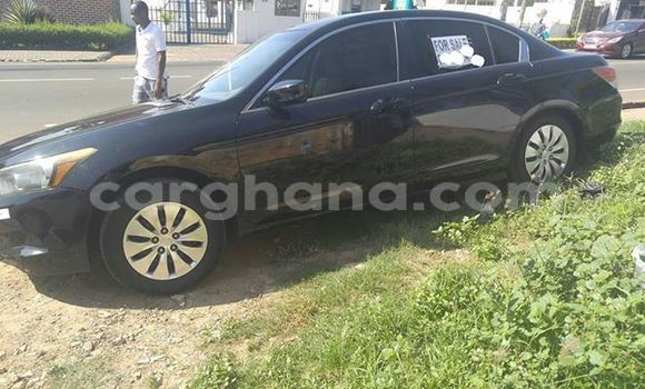Buy Used Honda Accord Black Car in Accra in Greater Accra
