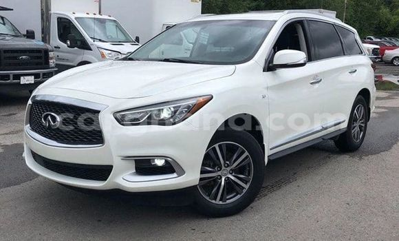 Buy Used Infiniti FX–Series White Car in Accra in Greater Accra