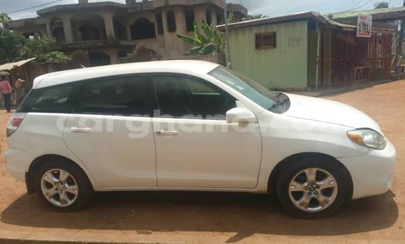 Buy Used Toyota Matrix White Car in Accra in Greater Accra