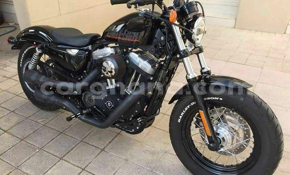 Buy Used Harley Davidson Sportster Black Bike in Accra in Greater Accra