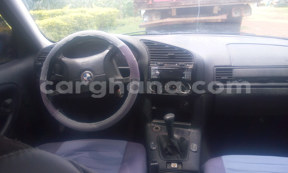 Buy Used BMW 3–Series Silver Car in Mpraeso in Eastern