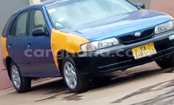 Buy Used Nissan Almera Black Car in Accra in Greater Accra